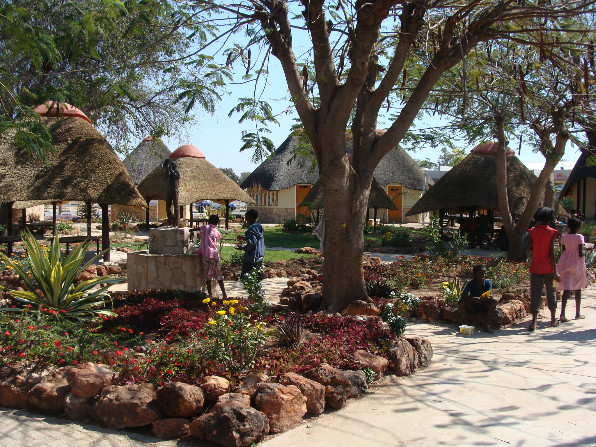 Tsumeb Namibia  city pictures gallery : Arts Performance Centre, Tsumeb Namibia | Baobab Guides